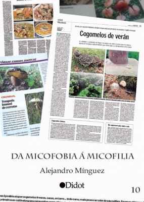 Da micofobia á  micofilia