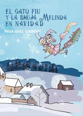 El gato Fiu y la bruja Melinda en Navidad