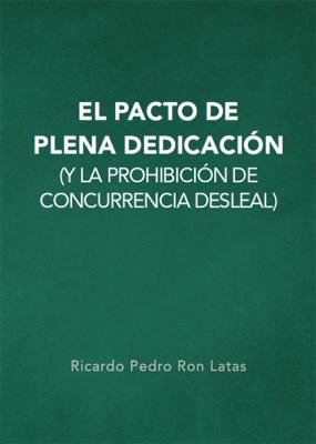 El pacto de plena dedicación