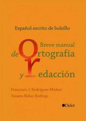 Español escrito de bolsillo.